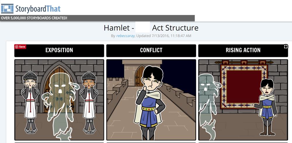 hamlet plot storyboard.png