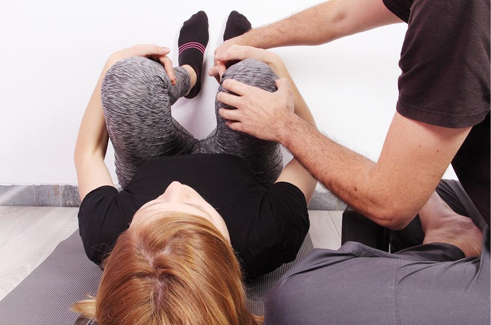 Los ajustes suaves y poco invasivos, una forma de mejorar la propiocepción.