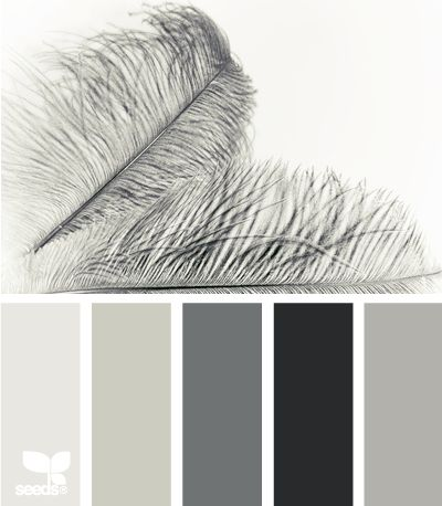 Grey-scale pallet