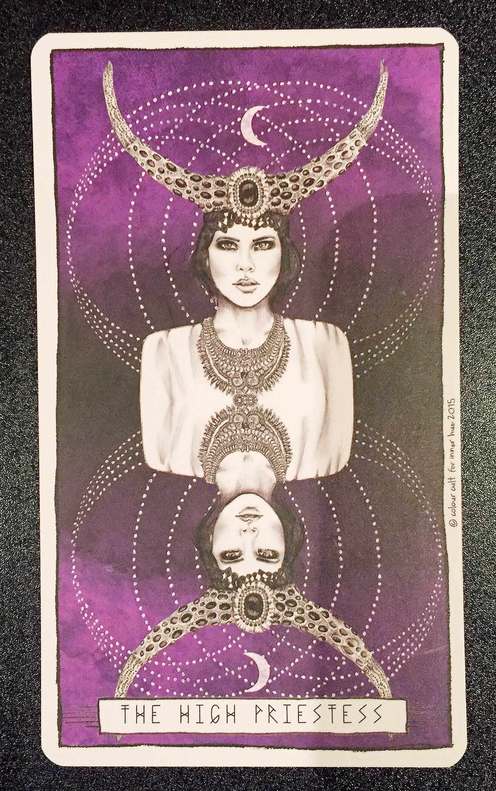 High Priestess - Lumina