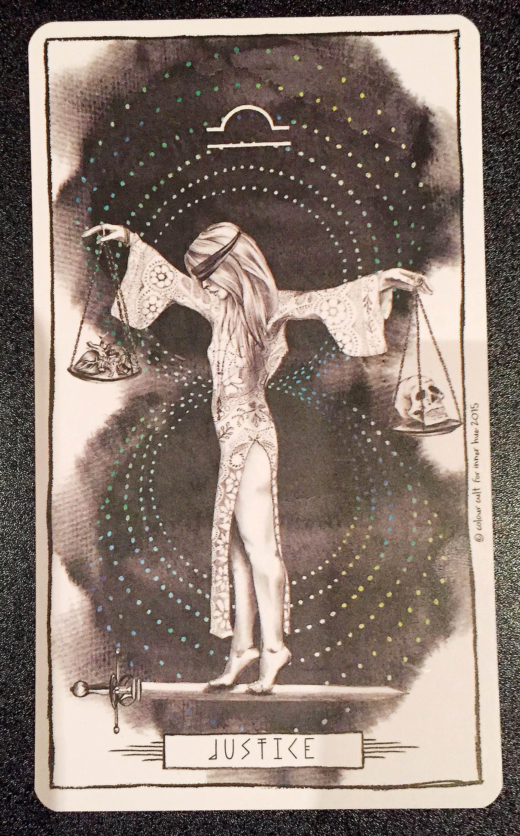 Justice - Lumina