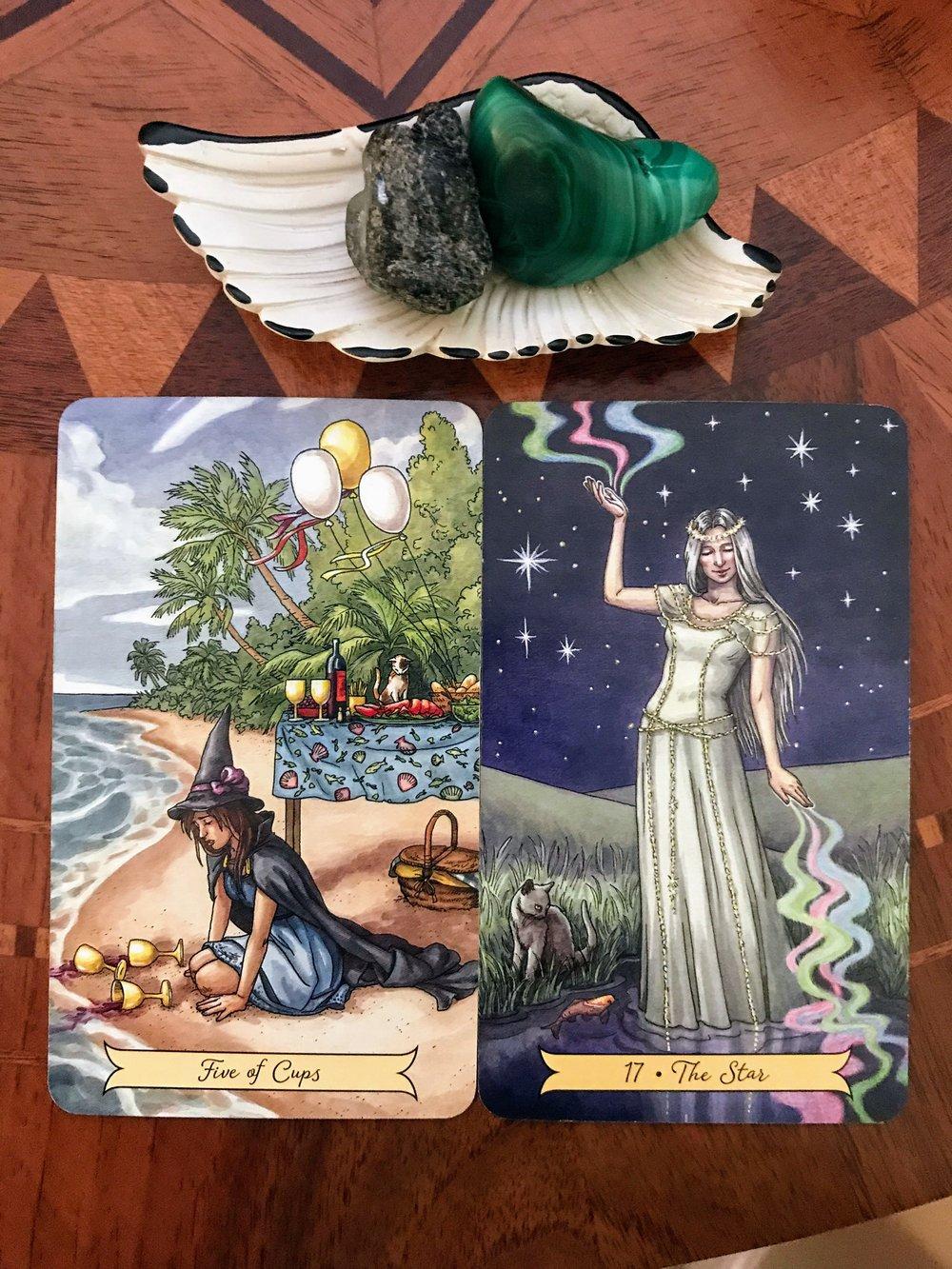 Crystals & Cards - Healing.JPG