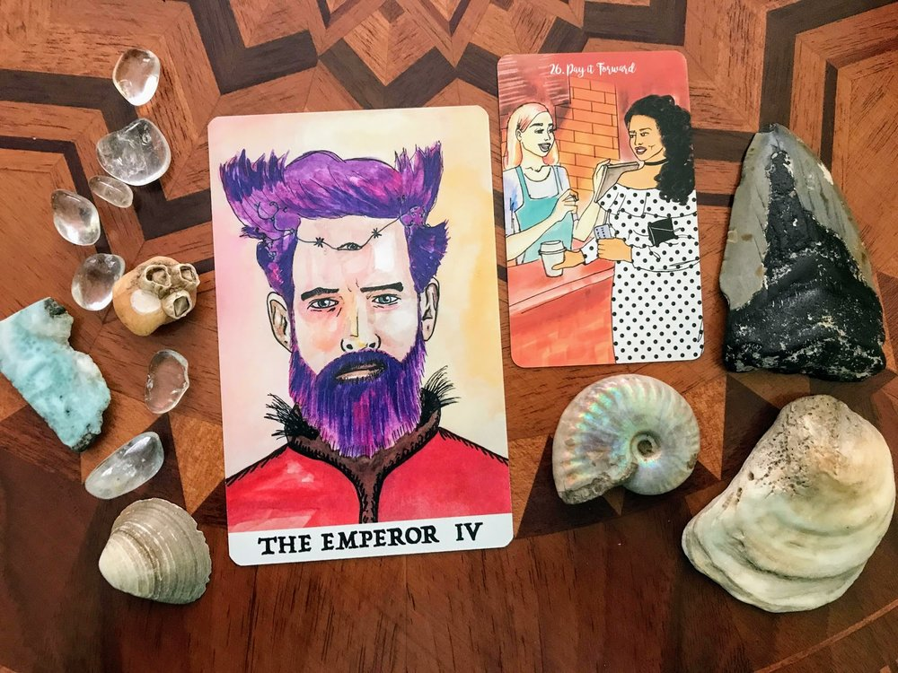 Aquarius Pic - Summer 2018 Tarotscopes .jpg