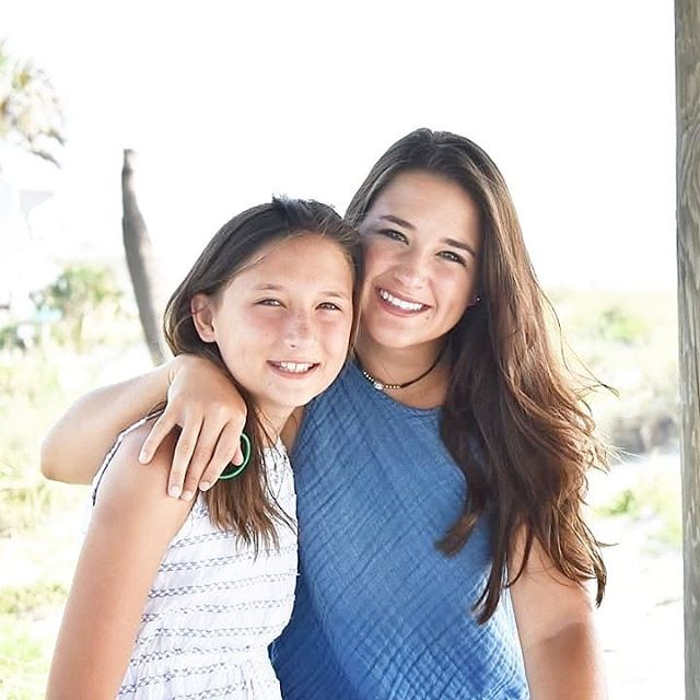 Happy birthday to my girl. She likes to tell people that I cried when mom and dad told us we we're getting a sister (and maybe I did a little 😉). But, the truth is that I dreamed about having a sister for years. And, I couldn't have imagined one as awesome as you @katief.watson13_  Ps. Scroll for some of my fav memz.