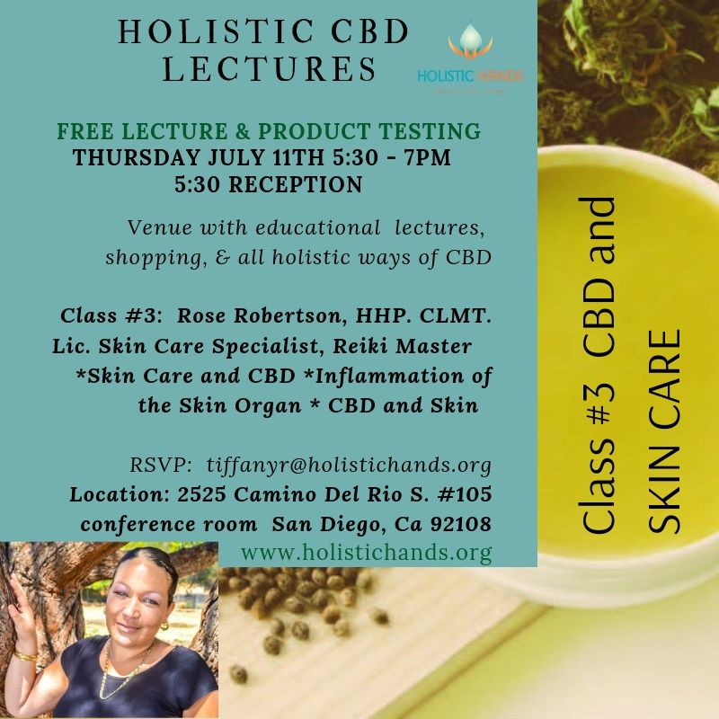 Events — Holistic Hands San Diego