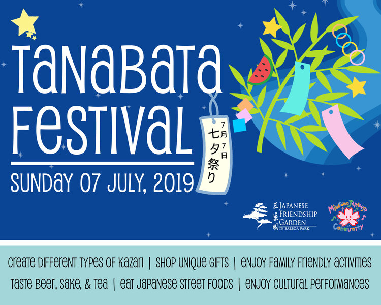 Tanabata Festival in Balboa Park — Holistic Hands San Diego