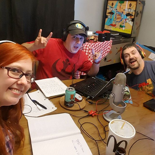Recording chapter 6!