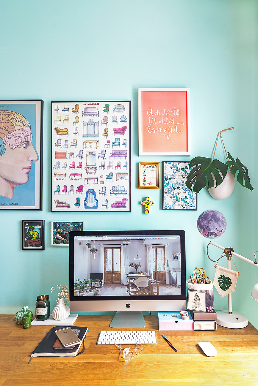workspace Sandra Rojo