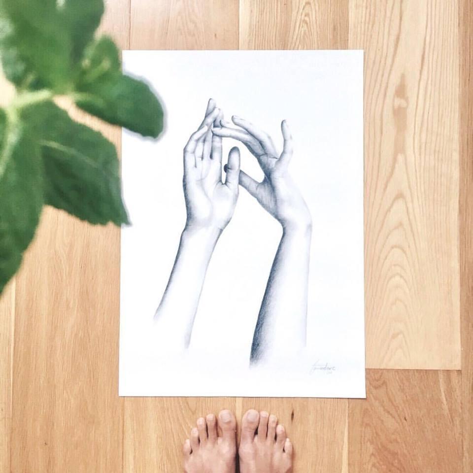 Tania Estevez + ilustracion + Puentestudio