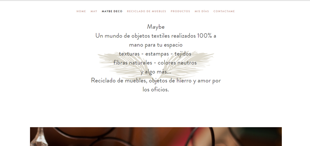 web Maybe deco puentestudio
