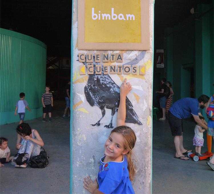 Bimbam en Konex