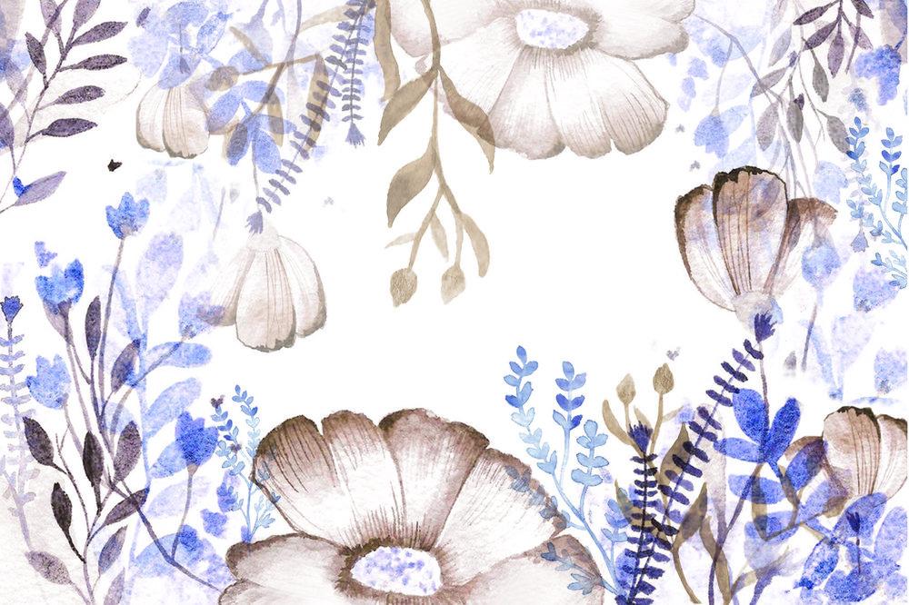 -                postal botánica