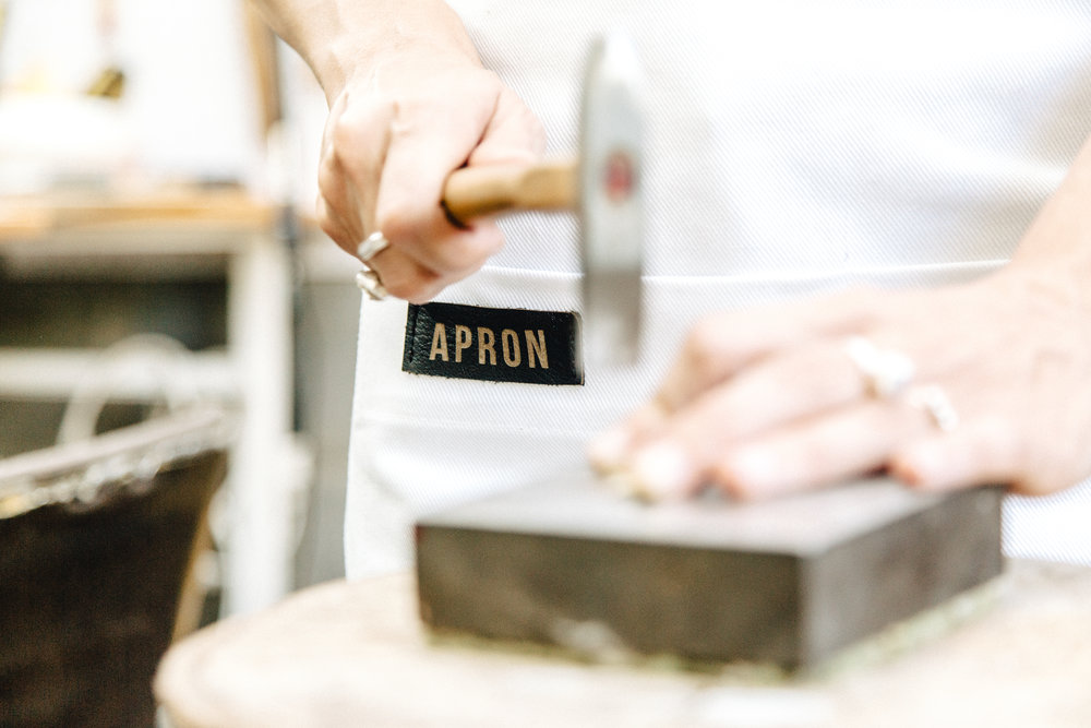 Apron Puentestudio
