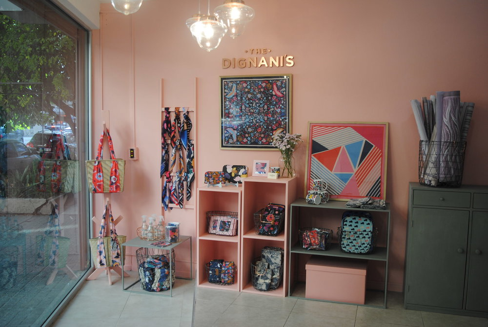 nuevo showroom -