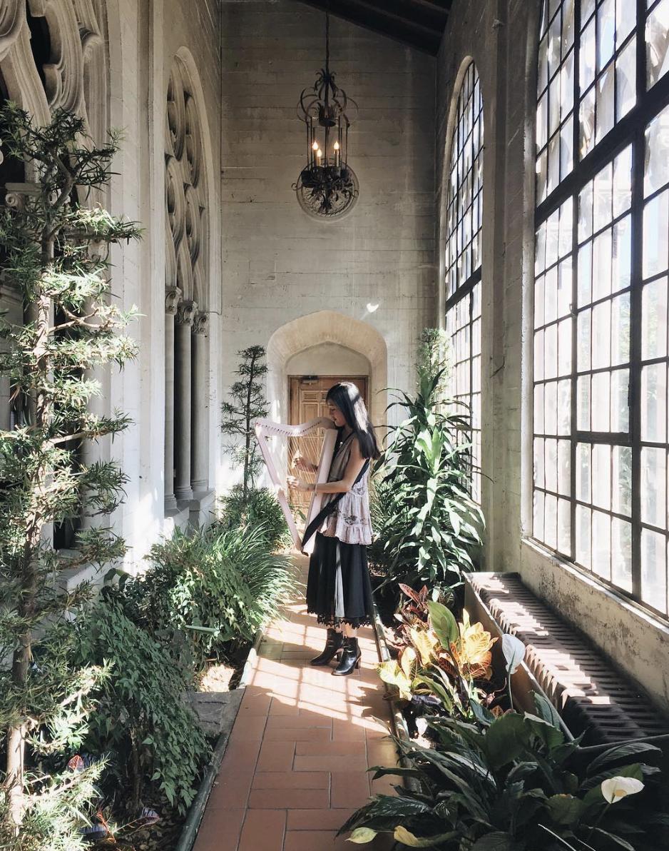 Brenda Chen in Oakland, California