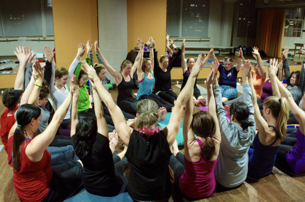 Wanderlust Pre-festival Event // San Francisco // taught by Jenna