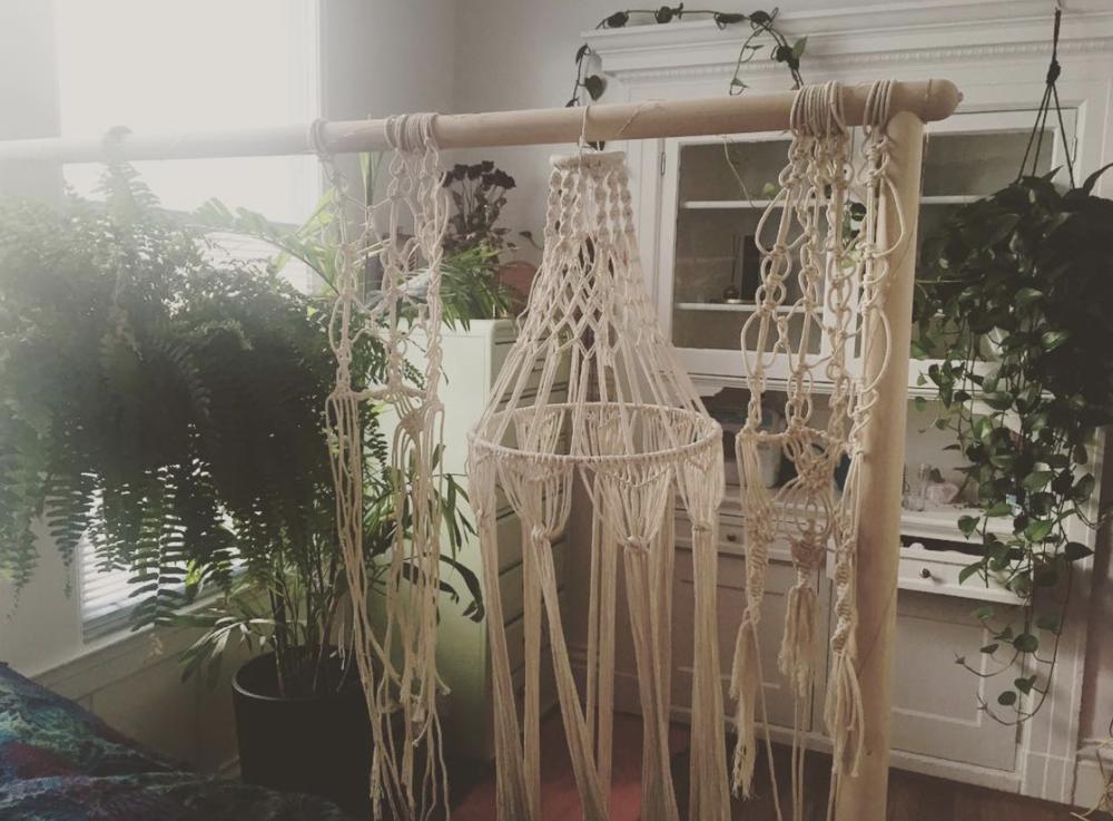 Macrame Plants