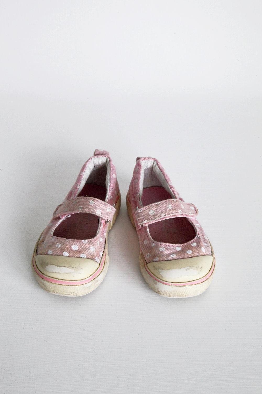 Pink Spotties - Patch - Size 6