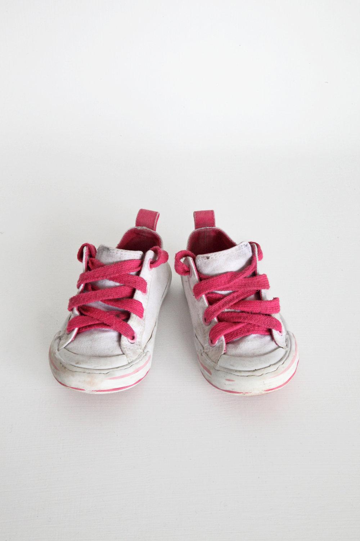 White Shoes - Zara - Size 7