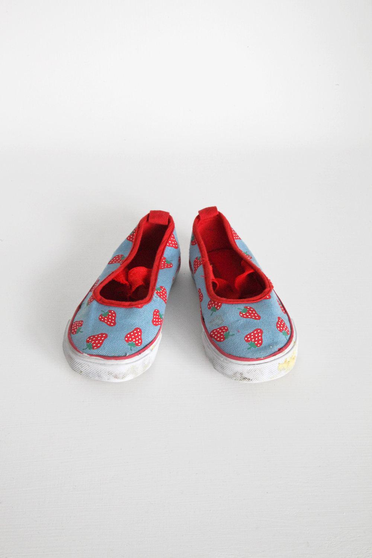 Strawberry Sandals - Sainsburys - Size 7.5