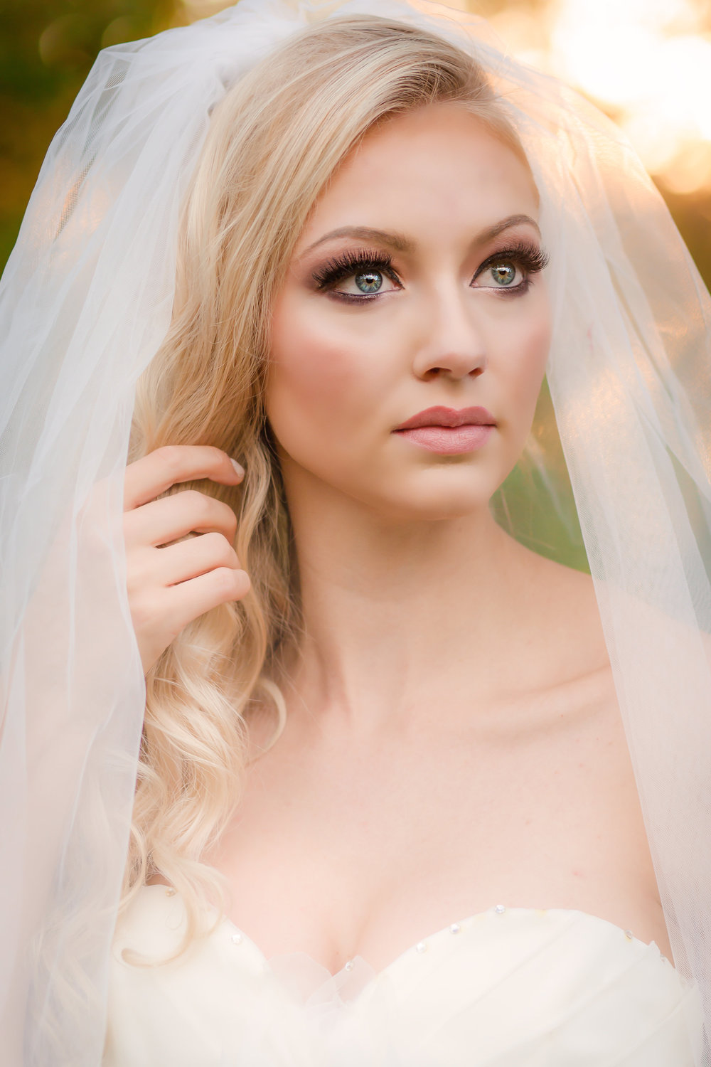 Beauty by Sacha Bride - Erin