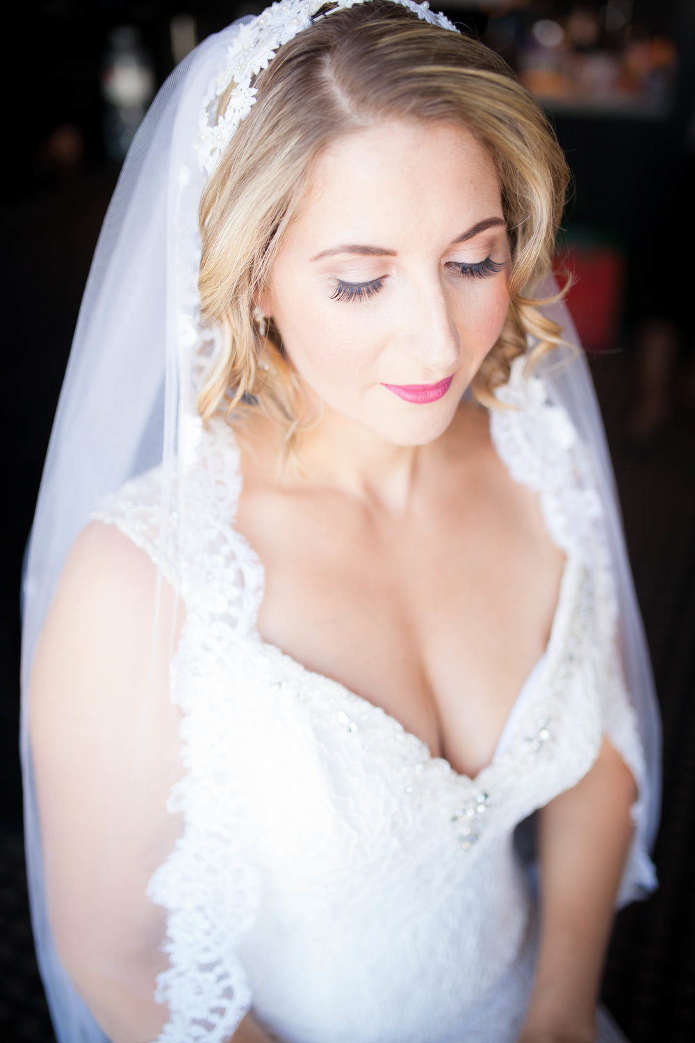 Beauty by Sacha Bride - Pam