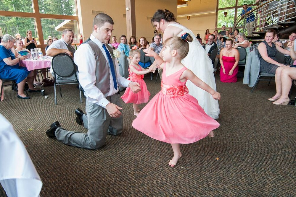 B and G dancing with Flower Girls.jpg