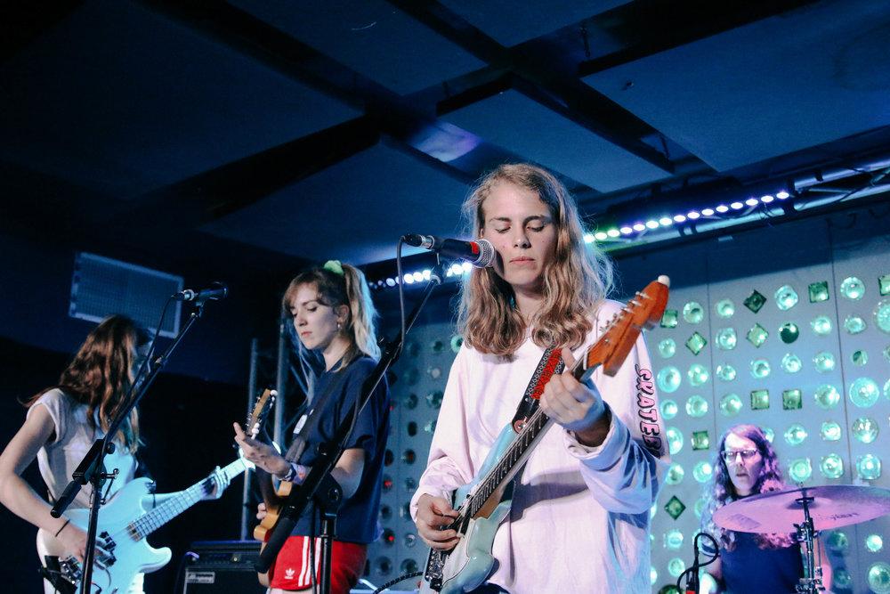 Marika Hackman with The Big Moon - Brooklyn, NY | August 2017