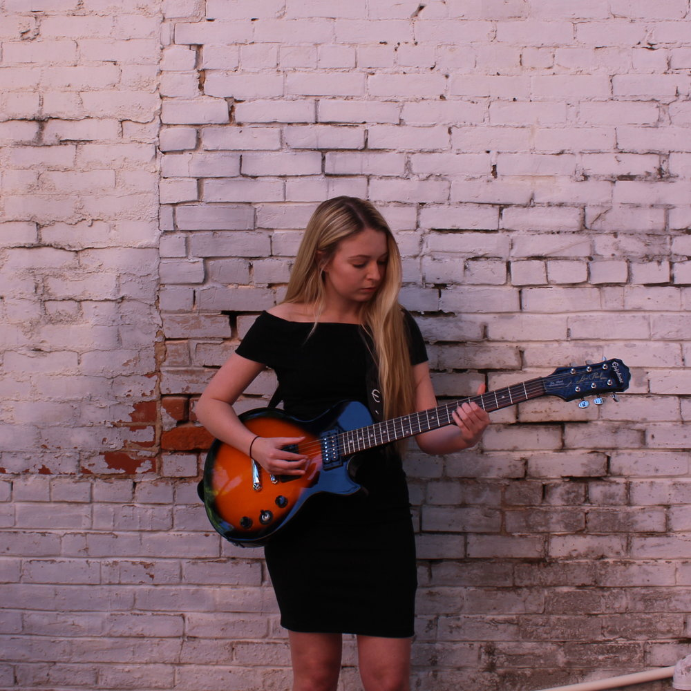 Averi Campbell, Graphics - Averi is our Creative Director and a member of the Gold Hand Creative TeamAveri Campbell is an art student, multi-musician, and all around music enthusiast. Any indie garage band or badass girl band puts her in a daze, and that sound has carried over into the music she creates herself. Music and art have played a huge role in her life and she is very fortunate to have encountered so many fearless and driven women, both in the arts and music industry, all which have impacted the woman and artist she is today.Instagram: @avepcam