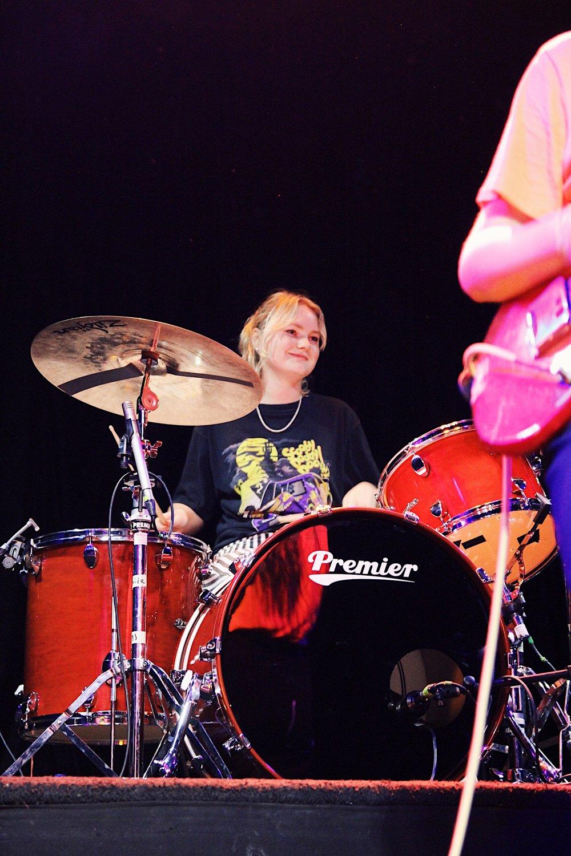 Amber Grimbergen