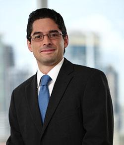 Diego Ferrer  VP Finanzas GVA