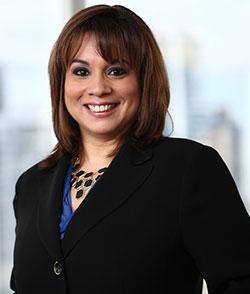 Aixa Noriega Marín  Directora del Departamento Legal GVA