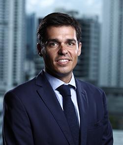 Miguel Marín  Director Operativo  Buenaventura Gerente Buenaventura Golf Club y AGICO