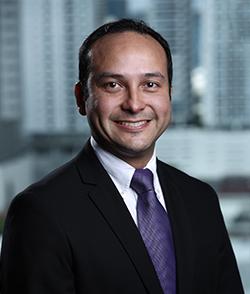 David Miranda  Director Corporativo de Finanzas VerdeAzul Hotels