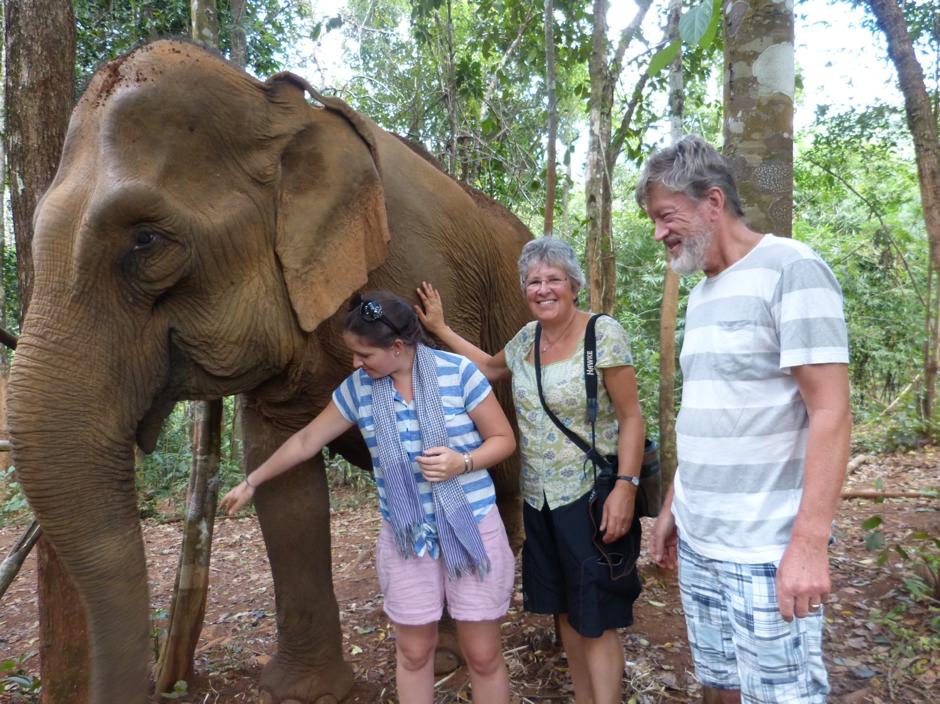 Mondulkiri Elephant