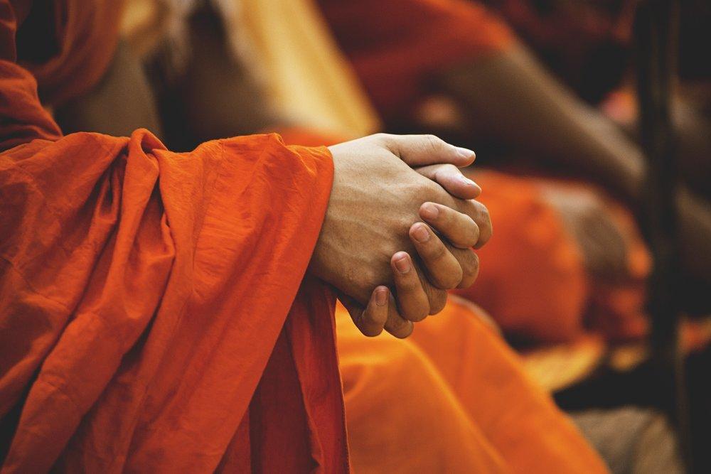 Monk Buddhism