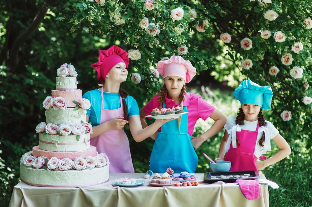 Anyone for cake?