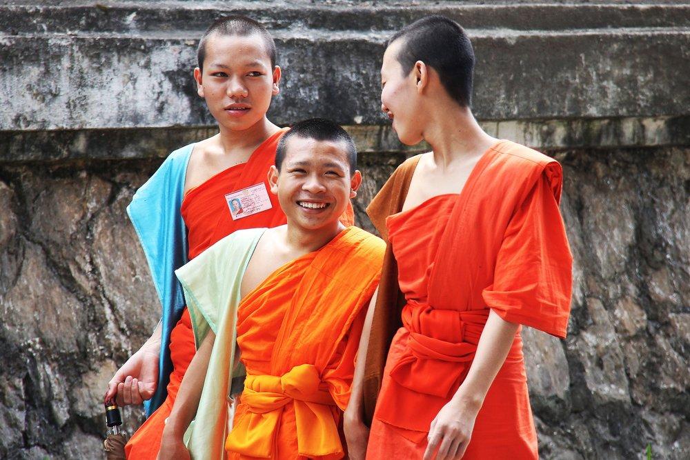 Positive Monks