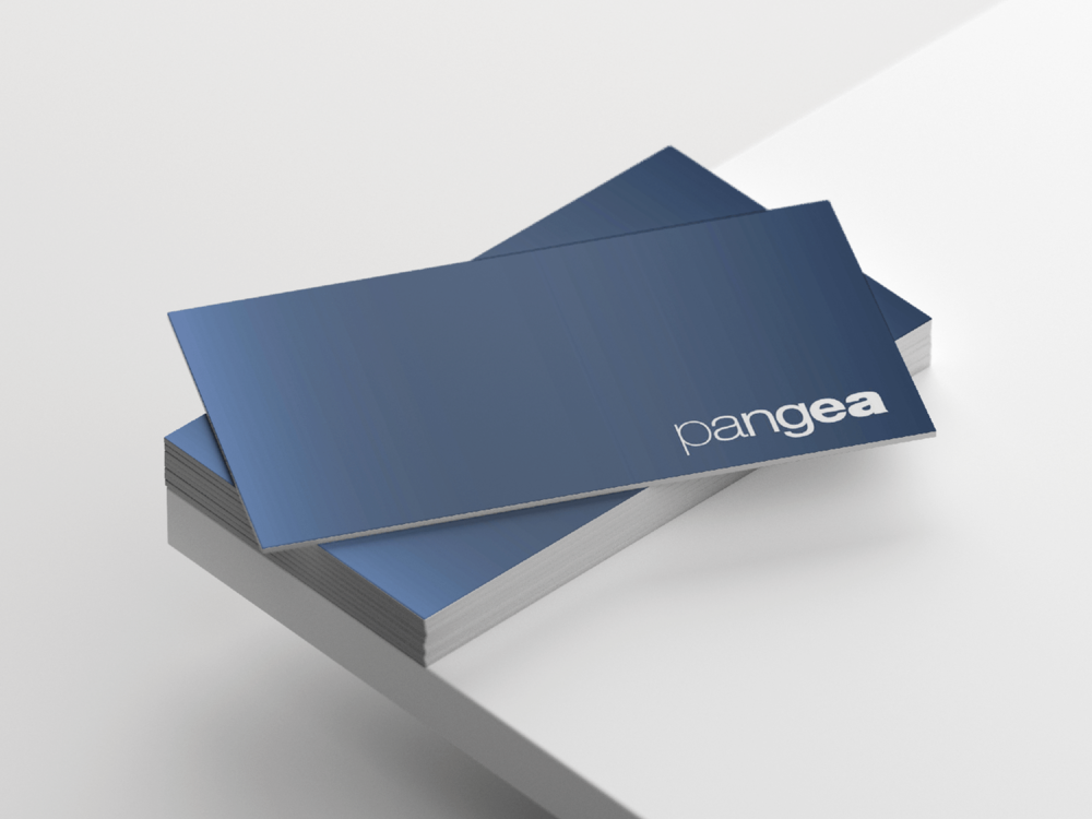 Pangea Branding - Business Card