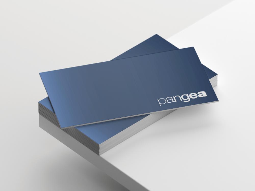 Pangea Business Card