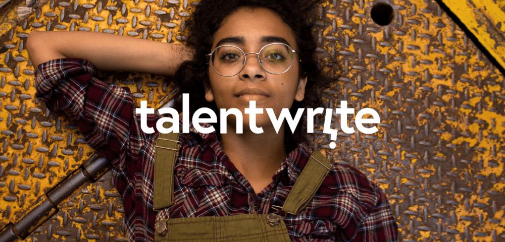 Talentwrite Branding Image