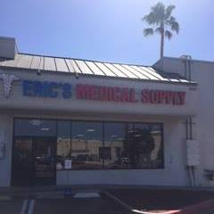 Eric's Medical Supply — Morena Business Association