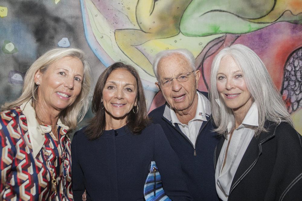Cheryl Seder, Sally Kovler, Judd and Katherine Malkin.jpg