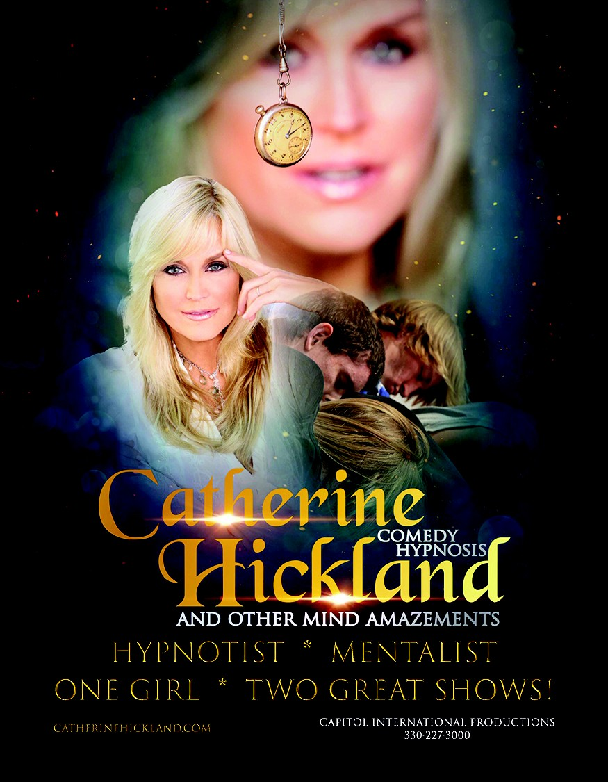 Watch Catherine Hickland video