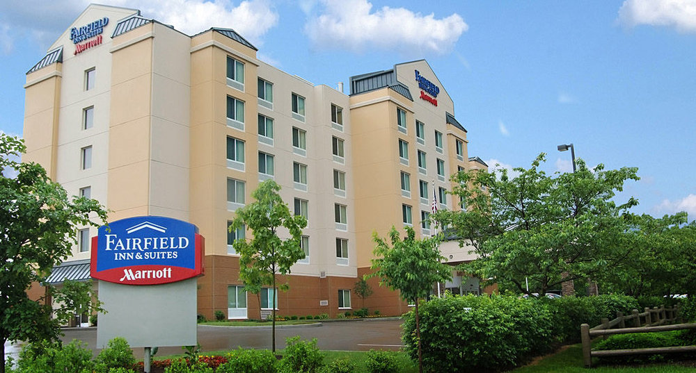 Located near the Kentucky Horse Park, the Fairfield Inn & Suites Marriot Lexington North offers hotel accommodations for the Bourbon Country Burn.