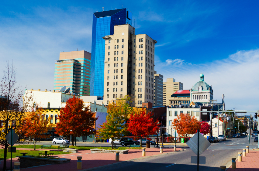 "Scenic  Lexington, KY  is the second largest town in Kentucky, and widely viewed as the ""Horse Capital of the World""."