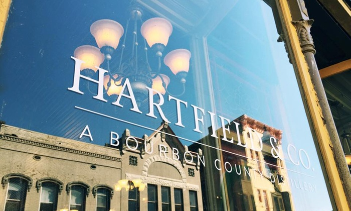 A small batch, craft distillery, located in Paris Kentucky, Hartfield & Company is the first licensed distillery in Bourbon County since prohibition forced the closure of  the distilling industry in 1919. They are also the ONLY distillery in Bourbon County!