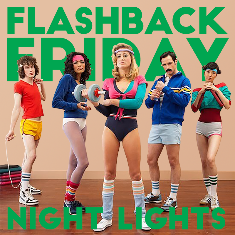 Friday night lights theme - Flash Back