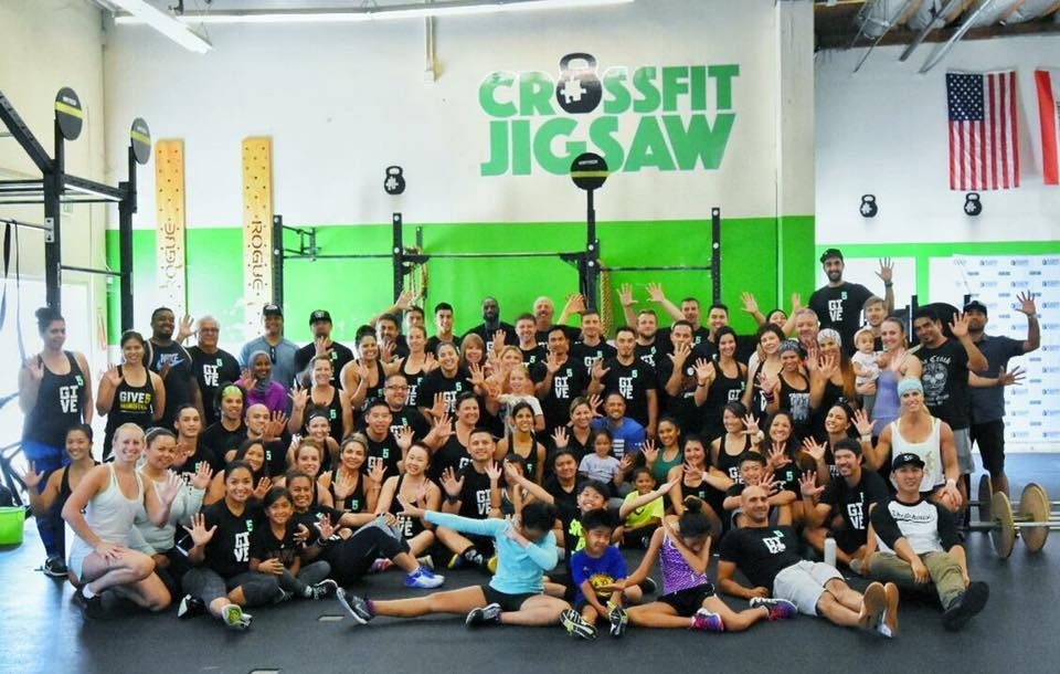 Lift Up Autism @crossfitjigsaw 2016!