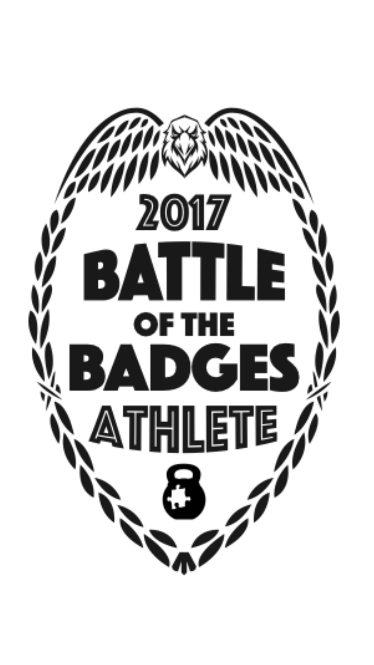 No classes next Saturday as we host the Battle of the Badges